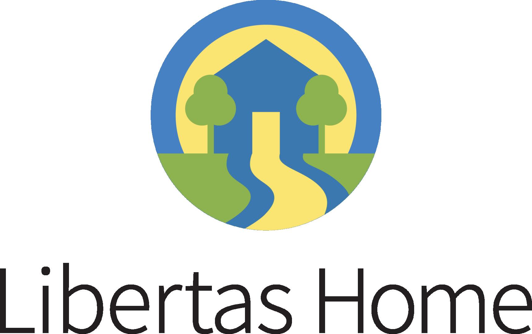Libertas Home Logo